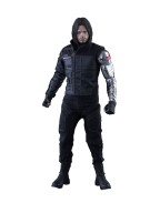 Captain America Civil War Movie Masterpiece 1/6 Winter Soldier 31