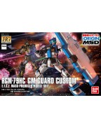 HG GM Guard Custom 1/144 (model kit)