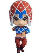 Jojo's Bizarre Adventure Golden Wind Nendoroid Action Figure Guido Mista 10 cm