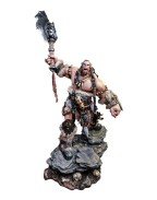 Warcraft Big Budget Premium Statue Durotan Version 2 104 cm