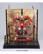 1/100 MG Shin Musha Gundam Sengoku No Jin (model kit)