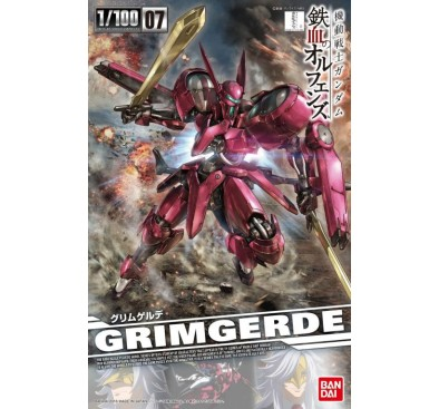 1/100 Orphans Grimgerde (model kit)