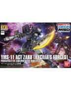 1/144 HG Act Zaku (Kycilia's Forces) (Model Kit)