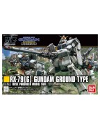 1/144 HG RX-79 (G) Gundam Ground Type (MS08 Team)