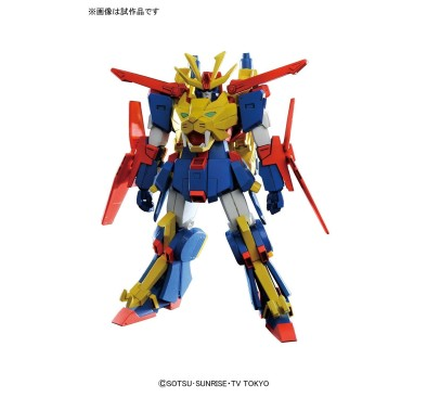 1/144 HGBF Gundam Tryon 3 (model kit)