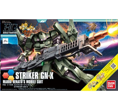1/144 HGBF Striker GN-X (Model Kit)