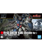 1/144 HGUC Gustav Karl Unicorn VER (model kit)