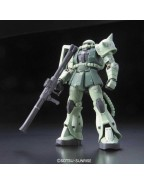 1/144 RG MS-06F Zaku II (model kit)