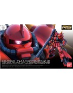 1/144 RG MS-06R-2 Johnny Ridden Custom Zaku II (Model Kit)