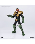 2000 AD Action Figure 1/12 Judge Dredd 16 cm