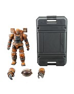 Acid Rain Action Figure 1/18 Space Prisoner 10 cm