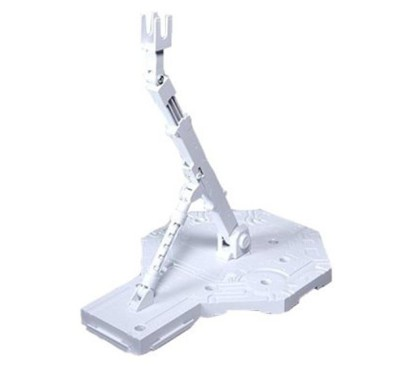 Action Base 1 White (Display Stand)