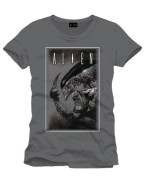 Alien - Cover to be or not T-shirt - Anthracite, Size: S