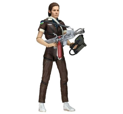 Aliens Action Figure Series 6, Amanda Ripley (Jumpsuit)