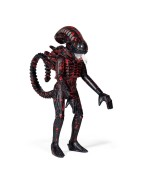 Aliens ReAction Action Figure Wave 3 Bloody Alien Open Mouth (Blue Card) 10 cm