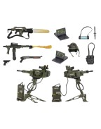 Aliens USCM Arsenal Weapons Accessory Pack for Action Figures