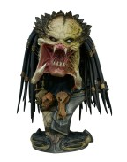 Aliens vs Predator Requiem Legendary Scale Bust 1/2 Wolf Predator Limited International Ver. 45 cm