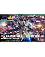Amazing Strike Freedom Gundam (HGBF) 1/144 (Model Kit)