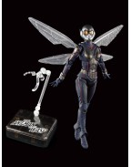 Ant-Man and the Wasp S.H. Figuarts Action Figure The Wasp & Tamashii Stage 15 cm