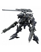 Armored Core Fine Scale Model Kit 1/72 Rayleonard 03-Aaliyah 15 cm