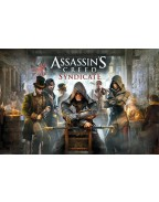 Assassin's Creed Syndicate Poster Pub 61 x 91 cm