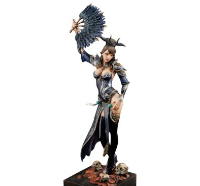 Asura Online Statue Luo Cha Yu Huo 33 cm