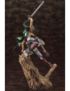 Attack on Titan ARTFX J Statue 1/8 Mikasa Ackerman Renewal Package Ver. 35 cm
