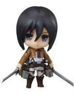 Attack on Titan Nendoroid Action Figure Mikasa Ackerman 10 cm