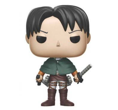 Attack on Titan POP! Vinyl Figure Levi Ackerman 10 cm