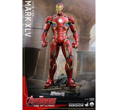 Avengers Age of Ultron QS Series Action Figure 1/4 Iron Man Mark XLV 51 cm