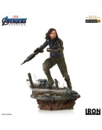 Avengers: Endgame BDS Art Scale Statue 1/10 Winter Soldier 21 cm