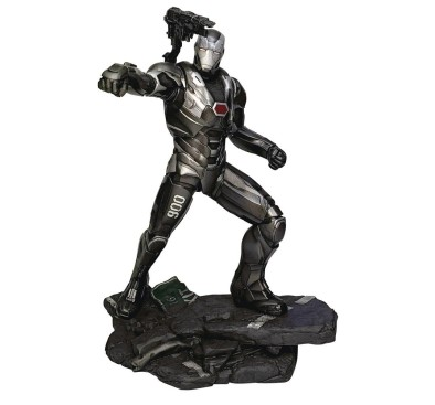 Avengers Endgame Marvel Gallery PVC Statue War Machine 23 cm