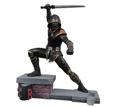 Avengers: Endgame Marvel Movie Gallery PVC Diorama Ronin Exclusive 23 cm