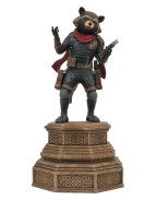 Avengers Endgame Marvel Movie Gallery PVC Statue Rocket Raccoon 18 cm