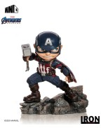 Avengers Endgame Mini Co. PVC Figure Captain America 15 cm