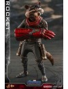Avengers: Endgame Movie Masterpiece Action Figure 1/6 Rocket 16 cm