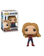 Avengers Endgame POP! Movies Vinyl Figure Captain Marvel 10 cm