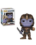 Avengers Endgame POP! Movies Vinyl Figure Thanos 10 cm