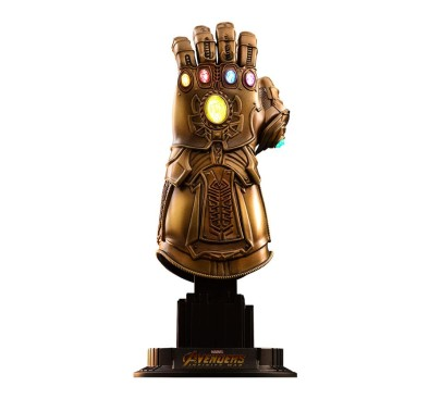 Avengers Infinity War Accessories Collection Series Replica 1/4 Infinity Gauntlet 17 cm