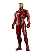 Avengers Infinity War Diecast Movie Masterpiece Action Figure 1/6 Iron Man 32 cm