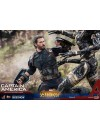 Avengers Infinity War Movie Masterpiece Action Figure 1/6 Captain America 31 cm