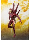 Avengers Infinity War S.H. Figuarts Action Figure Iron Man MK50 Nano Weapons Tamashii Web Ex. 16 cm