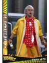 Back to the Future II Movie Masterpiece Action Figure 1/6 Dr Emmett Brown 30 cm