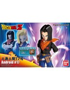 Bandai Model Kit, Figure Rise Standard Android #17, 16 cm