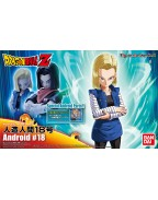Bandai Model Kit, Figure Rise Standard Android #18, 16 cm