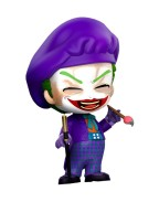 Batman (1989) Cosbaby Mini Figure Joker (Laughing Version) 12 cm