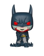 Batman 80th POP! Heroes Vinyl Figure Red Rain Batman (1991) 9 cm