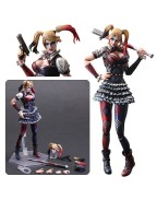 Batman: Arkham Knight Play Arts Kai - Harley Quinn