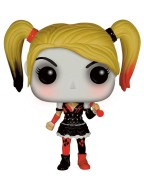Batman Arkham Knight POP! Heroes Figure Harley Quinn 9 cm