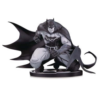Batman Black & White Statue Batman by Joe Madureira 12 cm